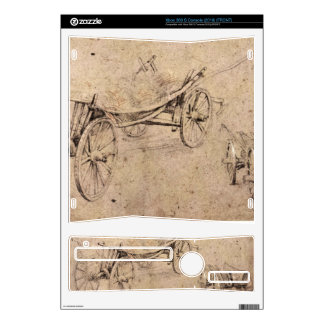 Two farm wagon by Paul Rubens Decal For The Xbox 360 S
