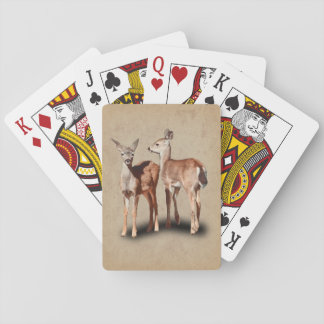TWO FAWNS CARD DECK