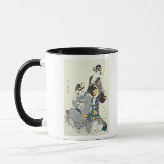 Two Female Figures Mug