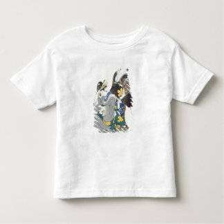 Two Female Figures Toddler T-shirt