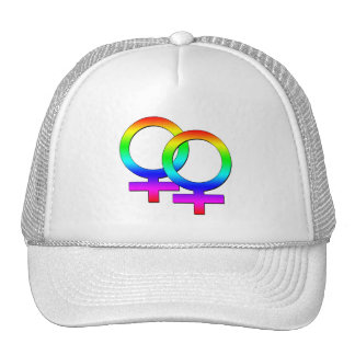 Two Female Signs Hat