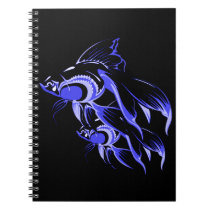 Two fish notebook