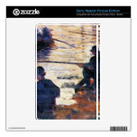 Two Fishermen by Georges Seurat Skins For The Sony Reader
