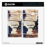 Two Fishermen by Georges Seurat Samsung Captivate Skins