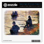 Two Fishermen by Georges Seurat WD Elements SE Skin
