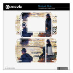 Two Fishermen by Georges Seurat Decal For Sidekick Slide