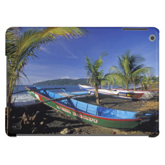 Two Fishing Boats on Tropical Beach Indonesia Case For iPad Air