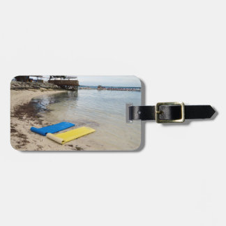 Two Floats Luggage Tag