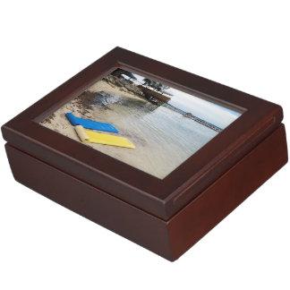 Two Floats Keepsake Box