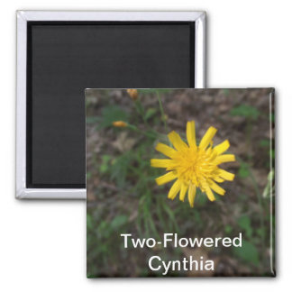 Two-Flowered Cynthia Magnet