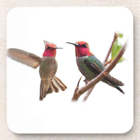 TWO FLYING JEWELS COASTER