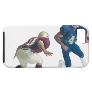 two football players from opposing teams are iPhone SE/5/5s case
