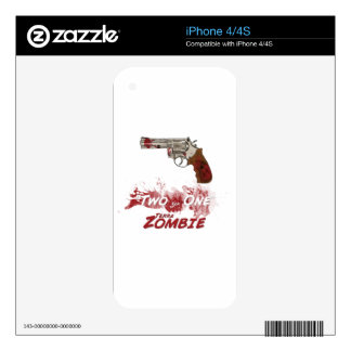 Two for One Skin For The iPhone 4S