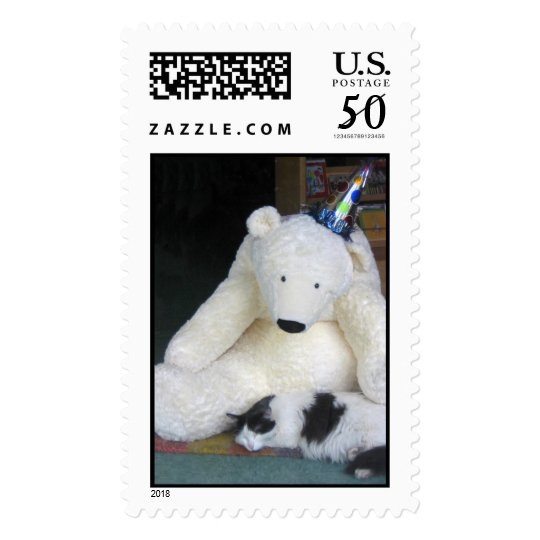 Two Friends Postage
