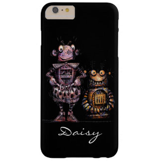 Two Funny Robots! Barely There iPhone 6 Plus Case
