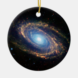 Two Galaxies Ornament