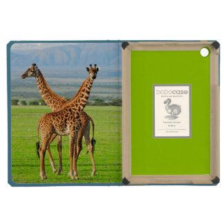Two Giraffes iPad Mini Retina Cases