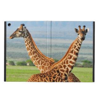 Two Giraffes Case For iPad Air