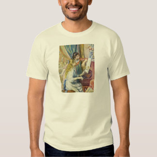 Two Girls At The Piano,  By Pierre-Auguste Renoir Shirt