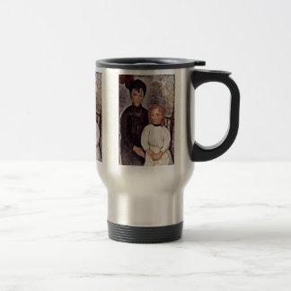 Two Girls By Modigliani Amedeo Coffee Mug