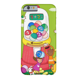Two girls near a gumball machine barely there iPhone 6 case