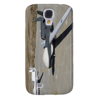 Two Global Hawks parked on a ramp Samsung Galaxy S4 Cover