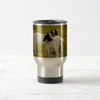 Two Goats Travel Mug