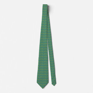 Two Golden Griffons Neck Tie