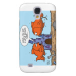 Two Goldfish--Friendship Galaxy S4 Cases