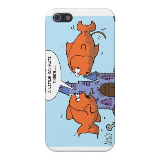 Two Goldfish--Friendship iPhone 5 Case