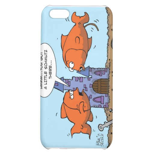 Two Goldfish--Friendship Cover For iPhone 5C