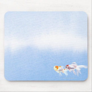 Two Goldfish Mouse Pad