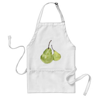 Two Green Pears Apron