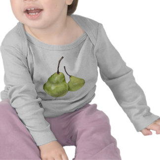 Two Green Pears Infant T-shirt