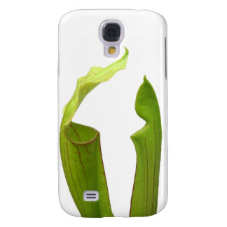 Two Green Pitcher Plants Galaxy S4 Cover