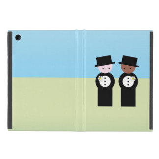 Two grooms cover for iPad mini
