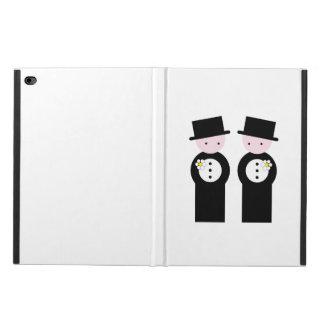 Two grooms powis iPad air 2 case