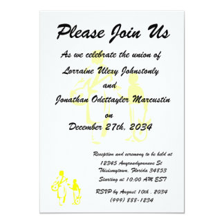 two guitar players yellow.png personalized invitations