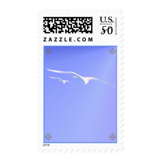 Two Gulls Postage