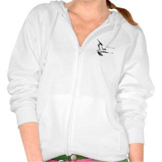 Two gulls hoodies