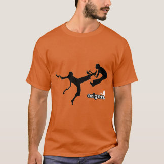Two Guys Fighting on a Shirt! T-Shirt