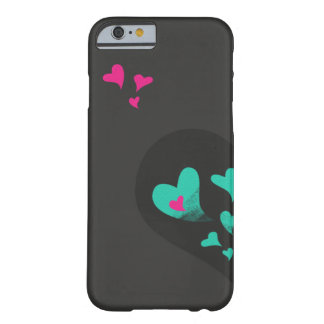 Two halves make one heart Part I Barely There iPhone 6 Case