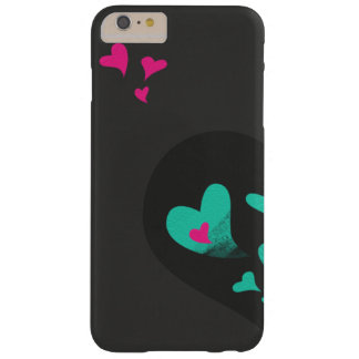 Two halves make one heart Part I Barely There iPhone 6 Plus Case