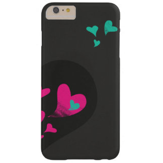 Two halves make one heart Part II Barely There iPhone 6 Plus Case