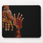 Two Hands Mouse Pad