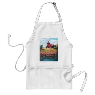 Two Harbors Lighthouse Apron