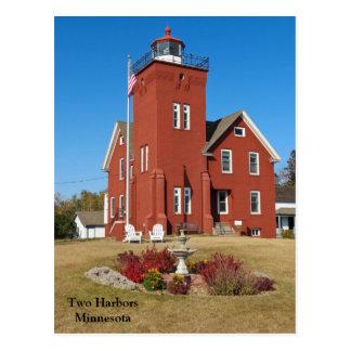 Two Harbors Lighthouse.jpg Postcard