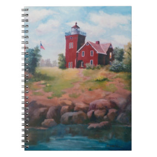 Two Harbors Lighthouse Notebook