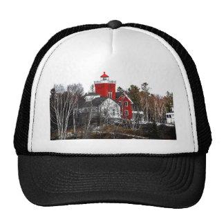 Two Harbors Lighthouse Trucker Hat