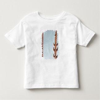 Two Harpoons, Upper Paleolithic Period Toddler T-shirt